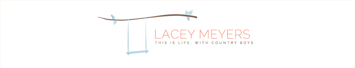 This is Life. With Country Boys {Lacey Meyers Photography} logo